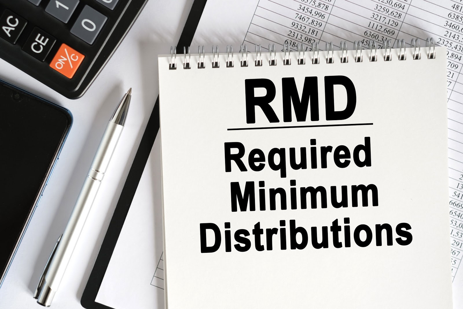 RMD's in 2020 Fast Facts